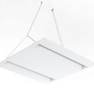 ARON LIGHT PANEL Lyss 60X60 UGR Éligible C2E Éclairage (Certificat d'Économie d'Énergie - Critères sur demande)
