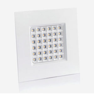 ARON LIGHT DOWNLIGHT 18W 25W CARRÉ UGR