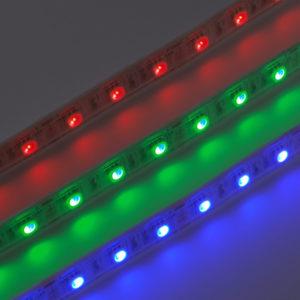 VTAC SKU 2155 RUBAN LED RGB IP65 LEDSTRIP