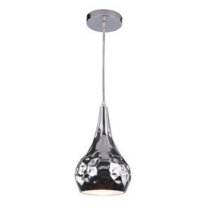 VTAC SKU3707 PENDANT LIGHT HOLDER-CHROME SUSPENSION CHROME V-TAC SKU 3707