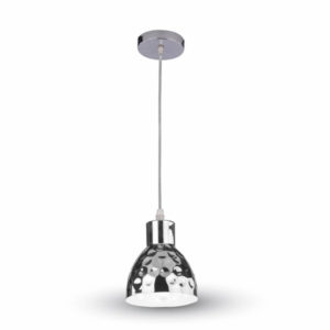 VTAC SKU3712 PENDANT LIGHT HOLDER-CHROME SUSPENSION CHROME V-TAC SKU 3712