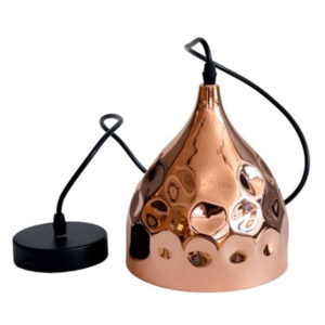 VTAC SKU3715 PENDANT LIGHT HOLDER-GOLD ROSE SUSPENSION OR ROSE V-TAC SKU 3715