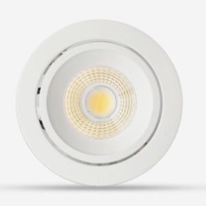 DOWNLIGHT ENCASTRABLE 10 W 2700 K 900 lumens DOWNLIGHT 10W 900 LM 900 lumens LUMINAIRE ENCASTRÉ 10 W