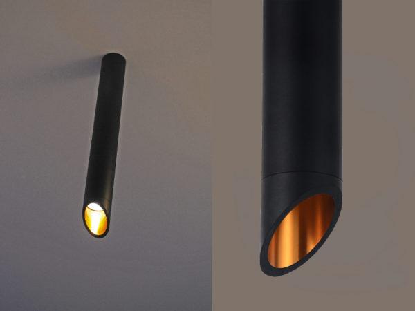 Tube design noir pour GU10 CYLINDREVDESIGN Biseauté biseau Nordic Cylinder Vintage Pendant Lights for Dining Room Loft Industrial Decor Led Hanging Lamp Kitchen Light Fixtures Luminaire